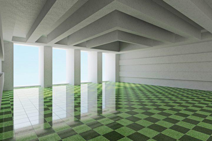 Grüne Fliesen » Ideen und Einsatzmöglichkeiten