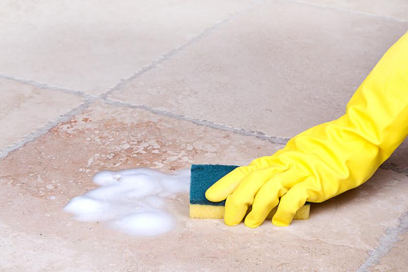 Fußboden Fliesen Polieren ~ Fliesen richtig polieren » so werden fliesen aufgefrischt