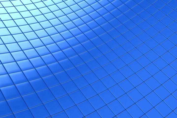 Fliesenaufkleber-Bad-Mosaik