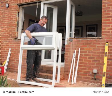 Altbausanierung Kunststofffenster