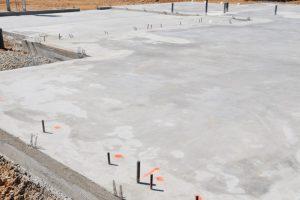 Frostschürze Bodenplatte