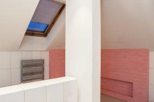 Fußbodenheizung Dachgeschoss