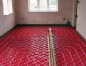 Fußbodenheizung in der Küche – wie sollte sie verlegt werden?