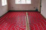 Fußbodenheizung Küche