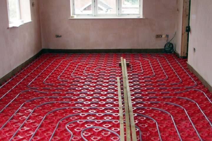 Gut gemocht Fußbodenheizung in der Küche » Für und wider LW82