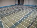 Fußbodenheizung Keller
