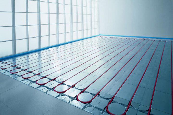 Berühmt Wie hoch soll die Temperatur der Fußbodenheizung sein? ZO14