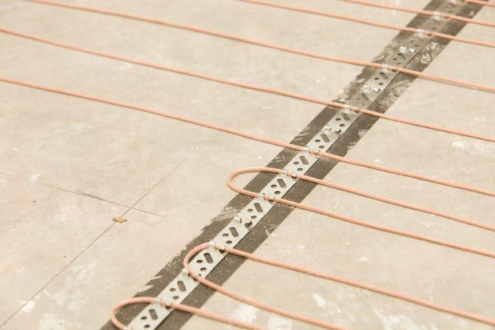 Gut bekannt Elektrische Fußbodenheizung verlegen » So gehen Sie vor IR41
