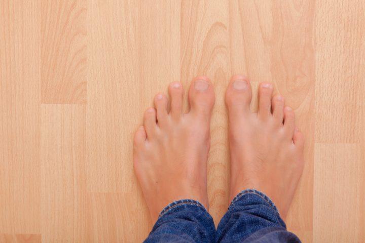 Fußbodenheizung rauscht