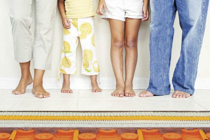 Berühmt Fußbodenheizung reinigen - Wann ist es nötig? BF31