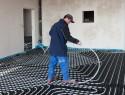 Fußbodenheizung selber bauen