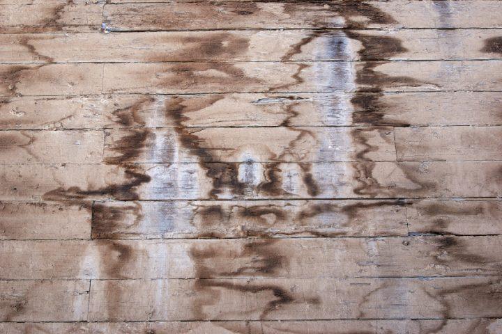 Fußbodenheizung undicht