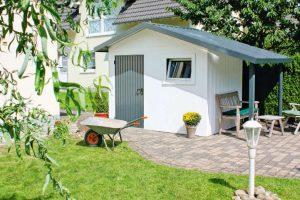 Fundament Gartenhaus