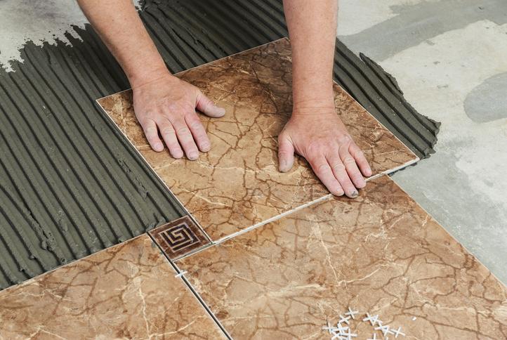 Fußboden Verlegen Auf Fliesen ~ Fußboden mit fliesen verlegen » die vorteile