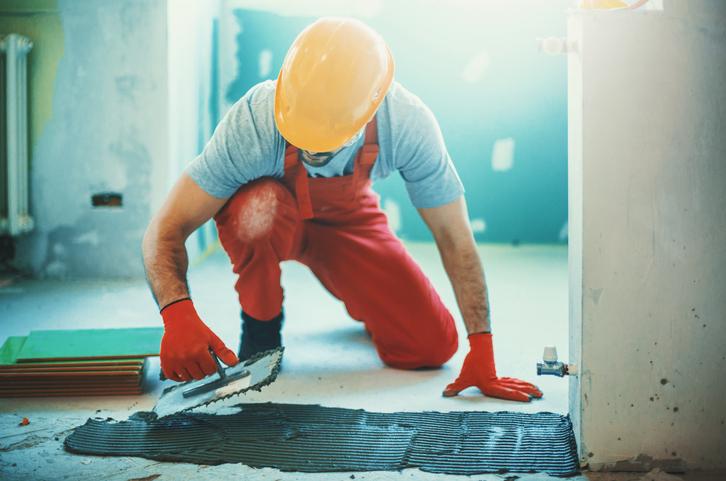 Toleranzen Fußboden Fliesen ~ Fußboden so sollten sie gefälle ausgleichen