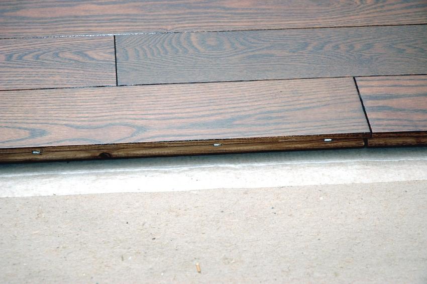 Osb Fußboden Quietschen ~ Trittschalldämmung für den fußboden die möglichkeiten