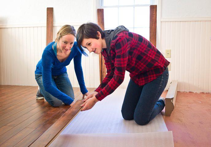 Fußboden Dämmen Kosten ~ Fußboden erneuern diese kosten entstehen