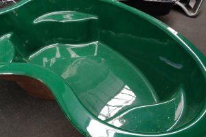 GFK Pool einbauen