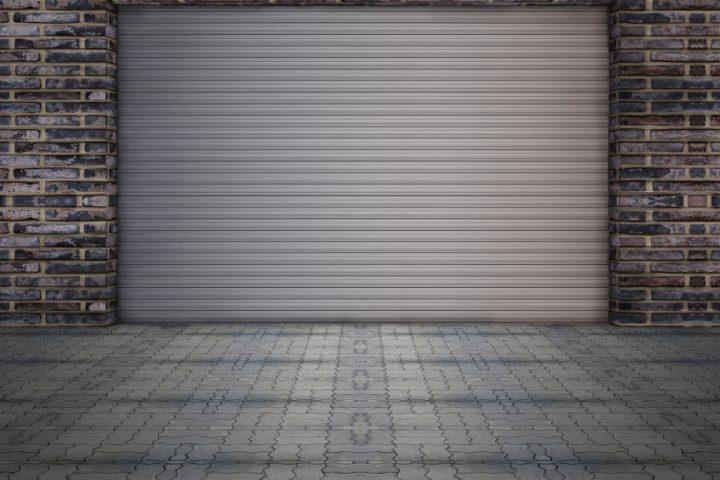 Garagenboden-pflastern