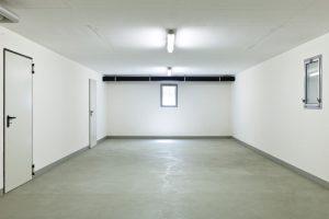 Garagenboden renovieren