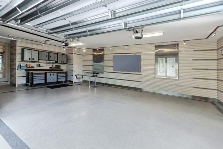 Garagenboden sanieren
