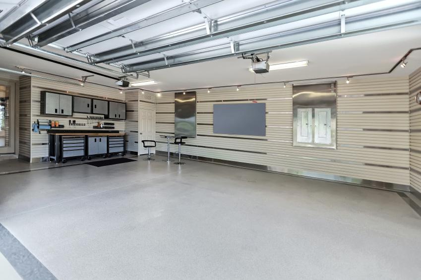 Fußboden In Garage Ausgleichen ~ Garagenboden sanieren das können sie selbst erledigen