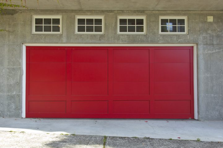 Fußboden Garage Dämmen ~ Garagentor dämmen detaillierte anleitung in schritten