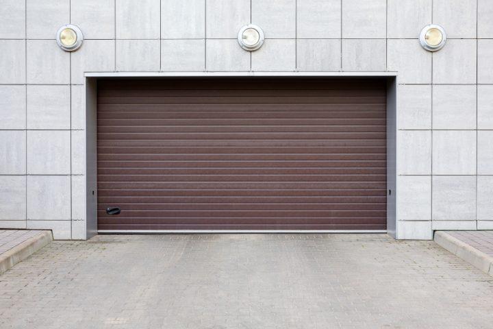 Garagentor sichern