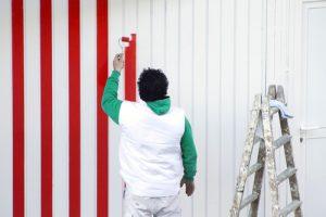 Garagentor lackieren Kosten