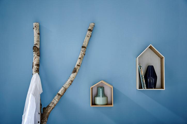 garderobenst nder selber bauen eine anleitung. Black Bedroom Furniture Sets. Home Design Ideas