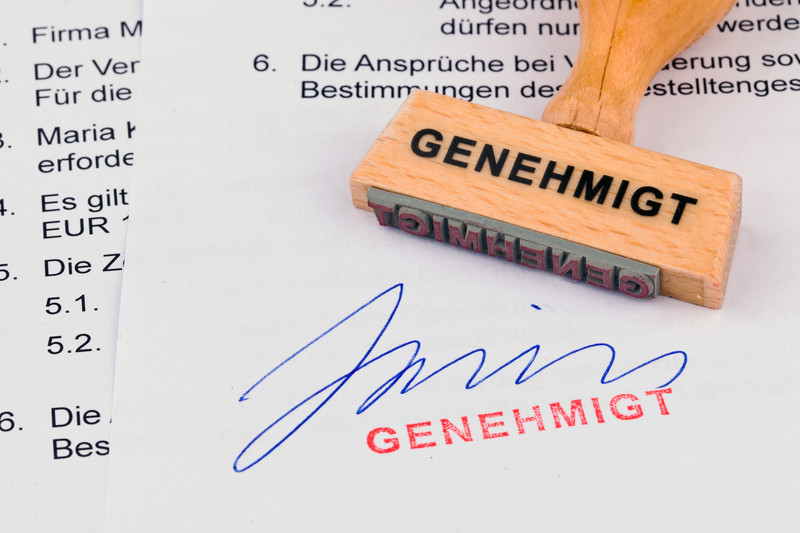 Gartenhaus-Baugenehmigung