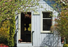 gartenhaus bauen darauf ist zu achten. Black Bedroom Furniture Sets. Home Design Ideas