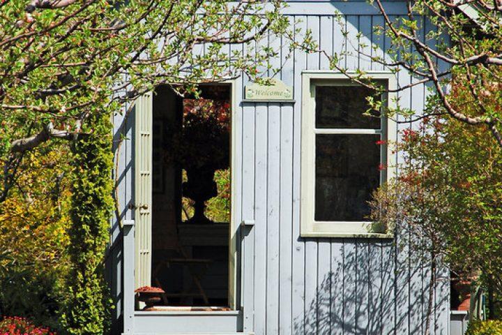 Gartenhaus bauen