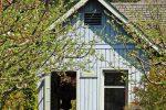 Gartenhaus Dachschindeln