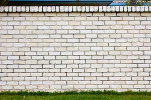 Gartenmauer genehmigen