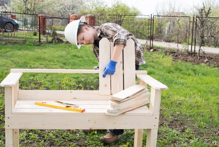 Gartenmobel Aus Holz Selber Bauen Ideen Tipps Und Tricks