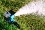Gartenpumpe entlüften