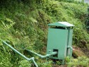 Gartenpumpe oder Hauswasserwerk