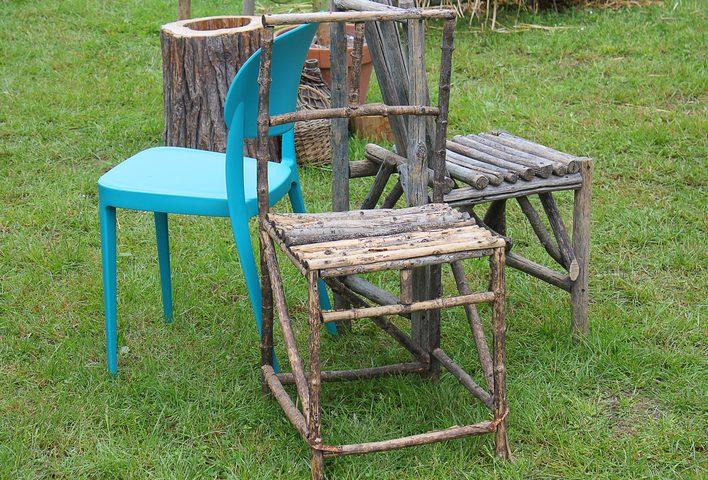 gartenstuhl selber bauen. Black Bedroom Furniture Sets. Home Design Ideas