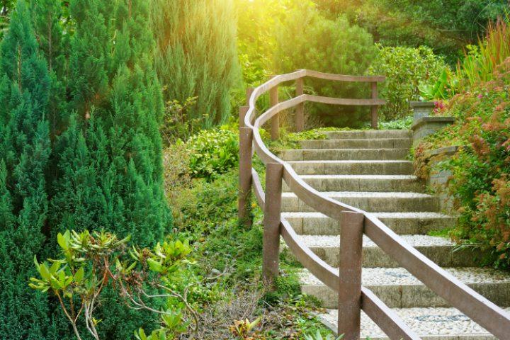 Gartentreppe anlegen