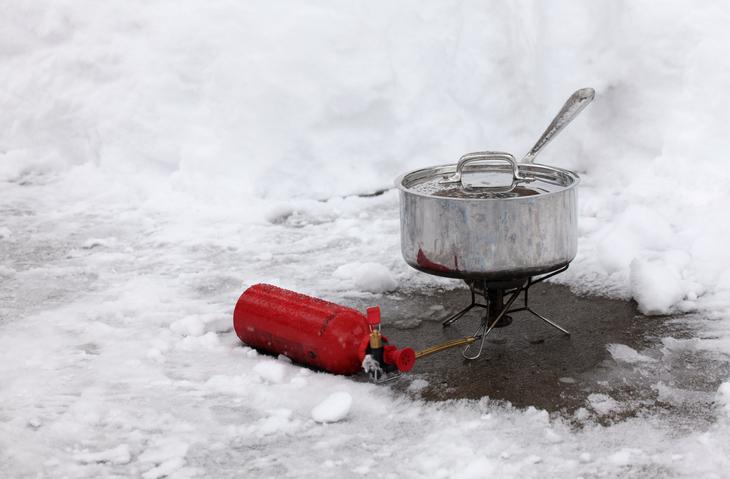 Gasflasche Für Gasgrill Lagern : Gasflasche im winter » besteht hier gefahr?