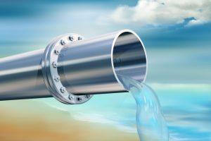 Gefrierpunkt destilliertes Wasser