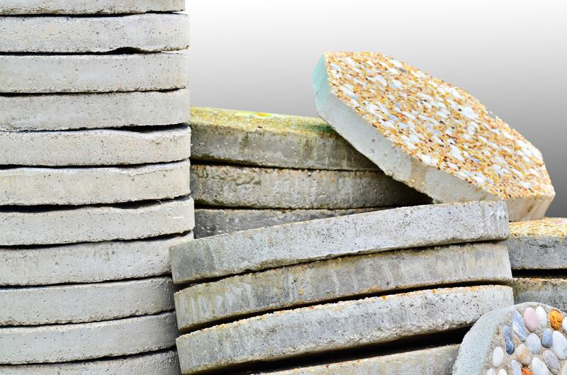 Gewicht Von Gehwegplatten So Viel Wiegen Sie - Gehwegplatten granit 50x50