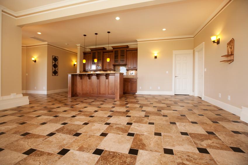 Fliesen am boden sch ne gestaltungsideen for Floor decoration designs