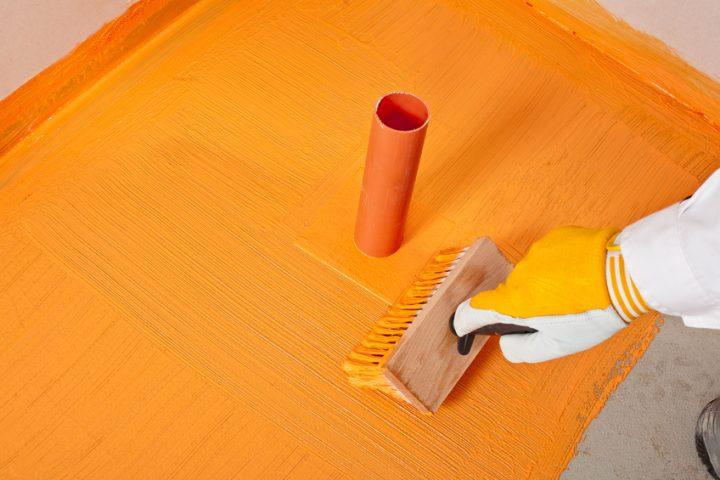 Kunstharz Fußboden