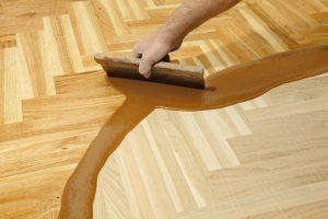 Kunstharz Holz