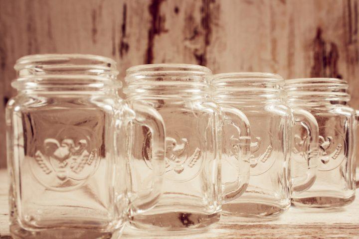 Gläser Formen
