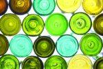 Flaschen zu Gläsern
