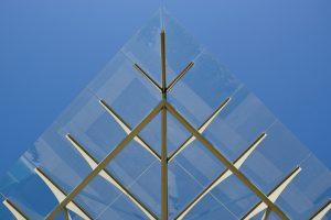 Glasdach Details