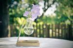 Vase aus Glühbirne